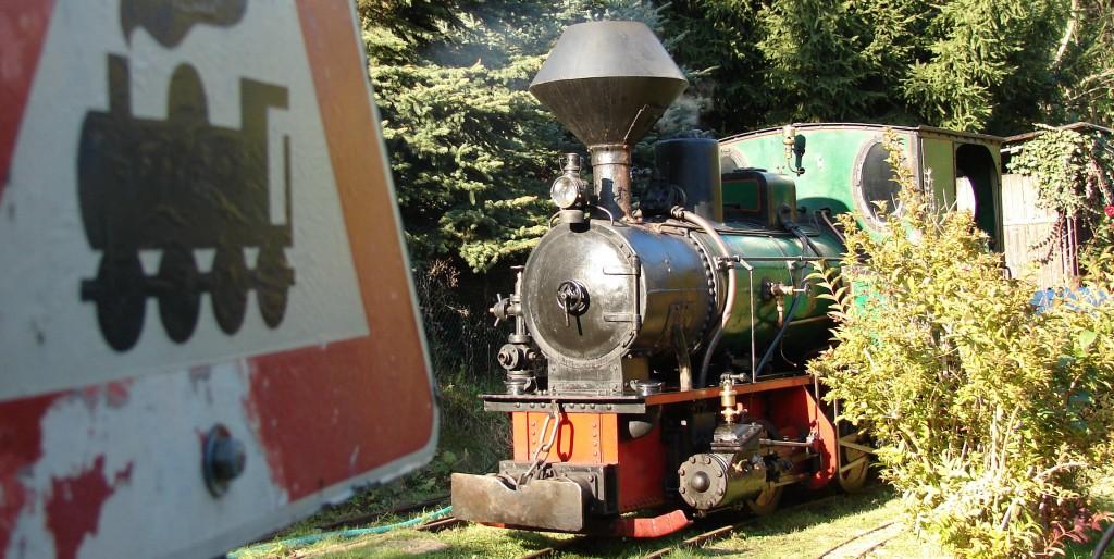 Dampflok Krauss