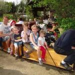 Werners Gartenbahn - Dampftage für Groß und Klein