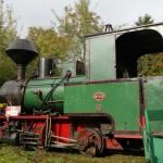 Werners Gartenbahn - Fahrzeuge