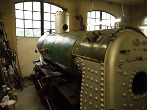16-Verkleidungsbleche-Dampflok-Krauss-Werners Gartenbahn