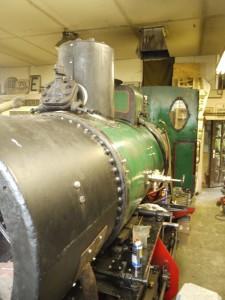 21-Dampfdom-mit-Verkleidung-Dampflok-Krauss-Werners Gartenbahn