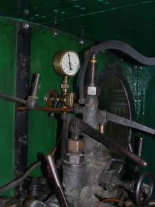 34-Warmdruckprobe-Dampflok-Krauss-Werners Gartenbahn